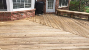 Pressure washing in Raleigh,NC