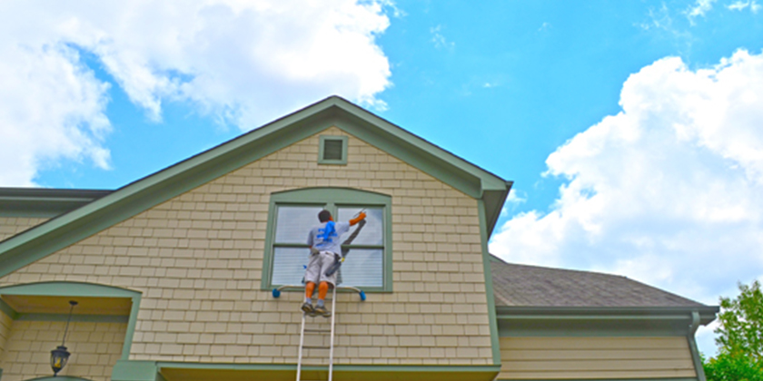 Window cleaning in Raleigh,NC
